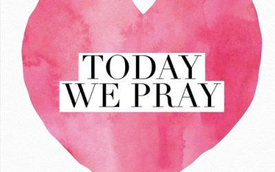 Lent Series: Today We Pray